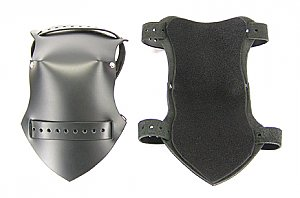 Padded Leather Knee Pads