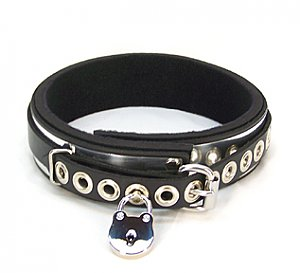 Metalband Locking Padded Sub-Collar