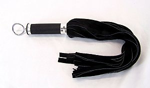 20 Tail Suede Flogger