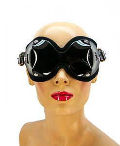 The Ultimate PVC Blindfold