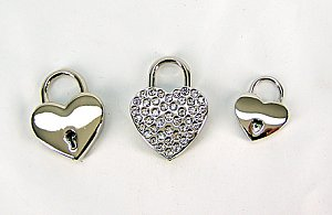 Small Heart Lock